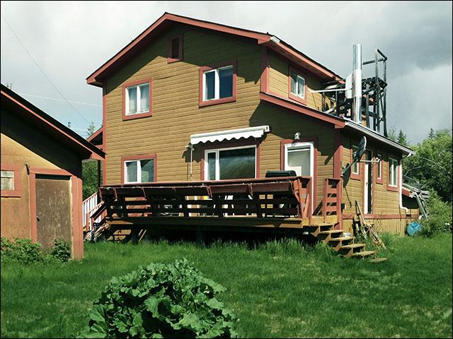 21 Bear Creek Acreage Dawson City Yukon
